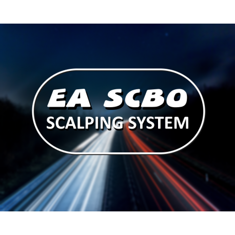 EA SCBO - Scalping System